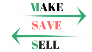 make-save-sell